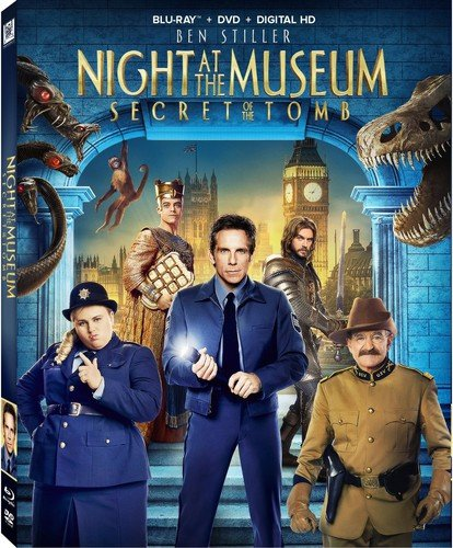 Night at the Museum: Secret of the Tomb Blu-ray