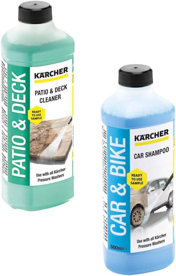 K/ärcher 1.601-820.0  Hochdruckreiniger K3 Car und Home Ink T 150 Fl/ächenreinger
