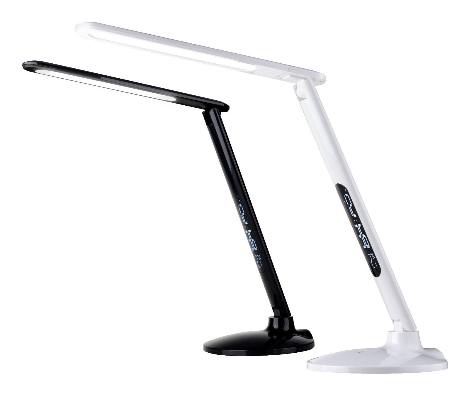USA Star 10 LED USB Light Flexible Desk Table Task Lamp for Book Study Reading Pc Laptop