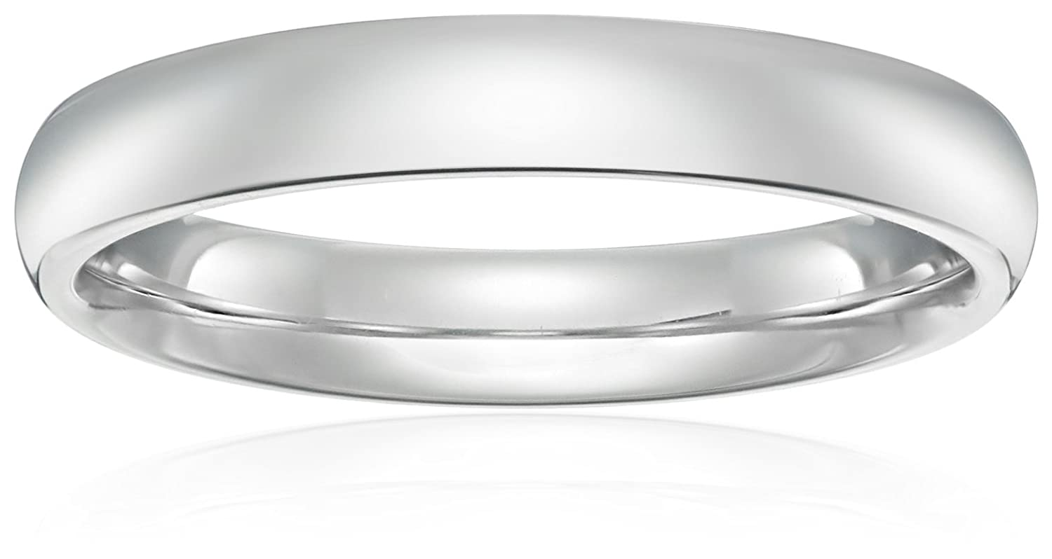 size property ring band co bands room tiffany platinum plain l wedding