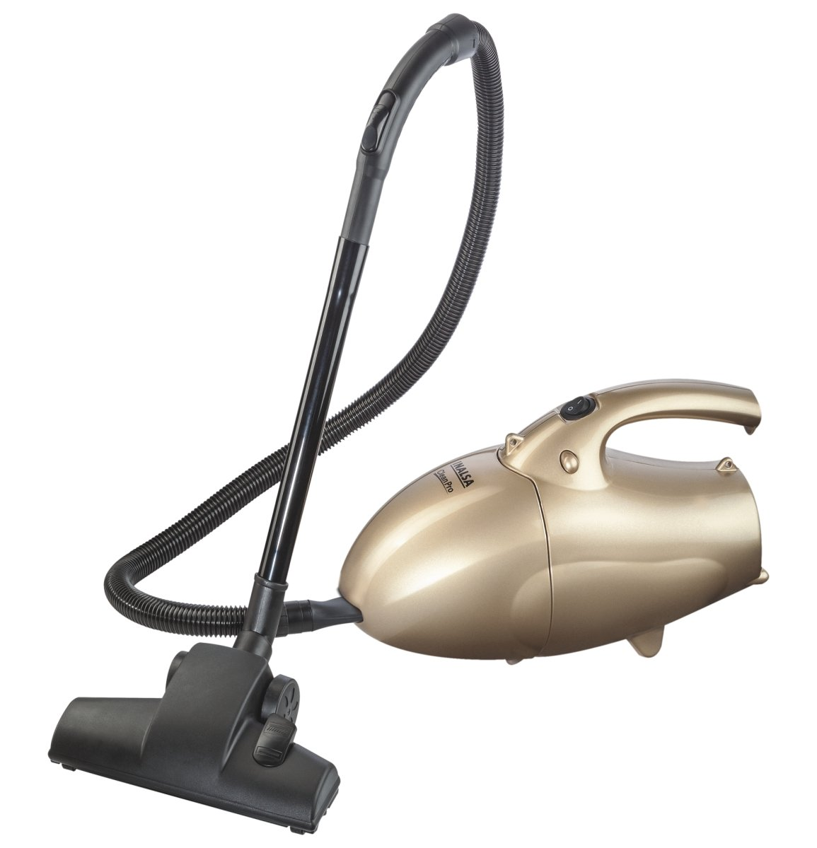 Inalsa Clean Pro 800 Watt Dry Vacuum Cleaner with 5m Long Cord,Gold