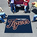 MLB - Detroit Tigers Tailgater Rug