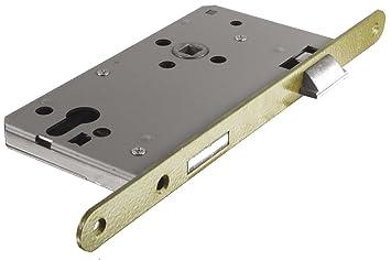 ABUS 1327618470 - Cerradura de embutir para puertas: Amazon.es: Bricolaje y herramientas