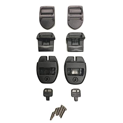Nexus Qty 2 Center Release Buckle Repair Kit for Hot Tub/Spa Straps: Garden & Outdoor