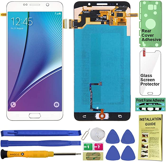 Top 10 Glass And Home Button For Galaxy Note 5