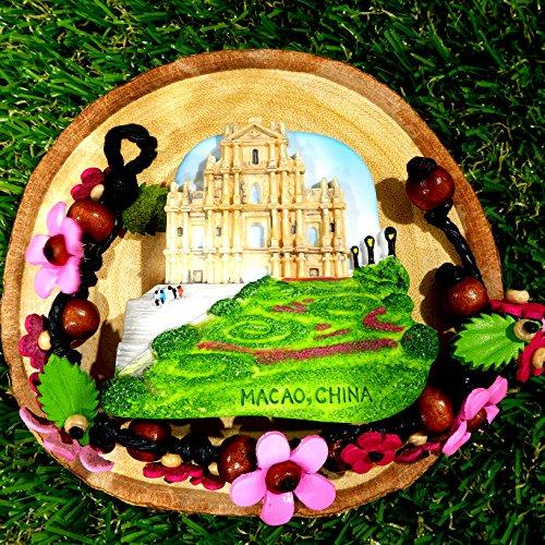 3D Refrigerator magnet Macau China Gift & Souvenir