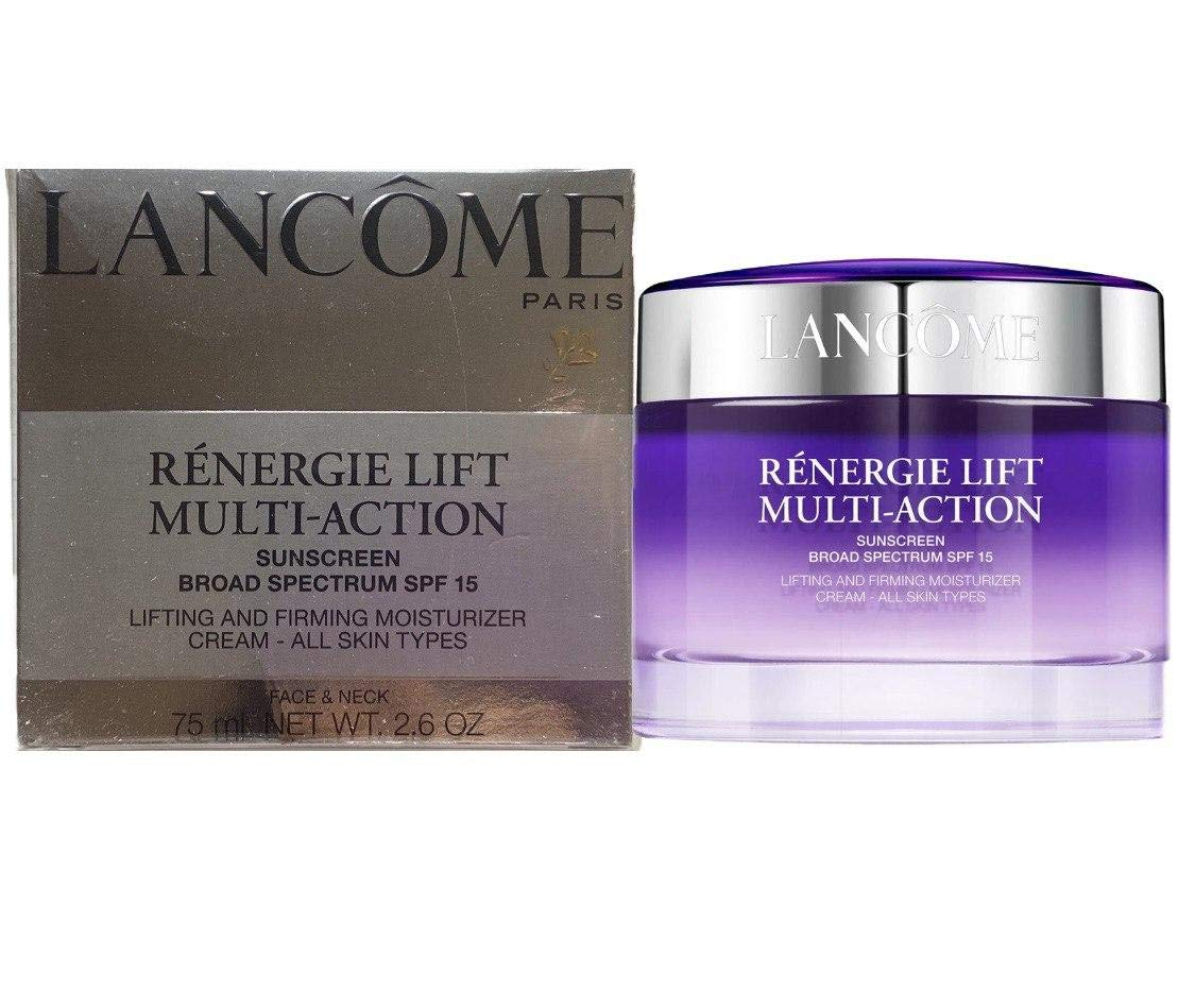 Rénergie Lift Multi-action Lifting and Firming Cream SPF 15, for All Skin Types 2.6 Oz