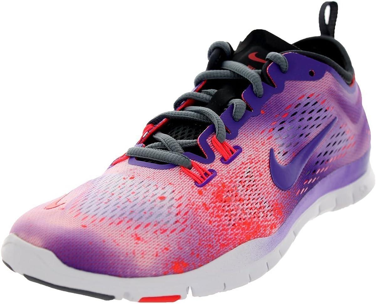 Nike – Free 5.0 TR Fit 4 Print, Zapatillas de Deporte de Mujer ...
