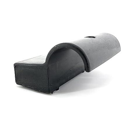Supporto In Plastica Per Doghe.14 Innesti A Cappuccio In Plastica Mod 10 Porta Listello Ricambio Per Doghe Kit 14pz