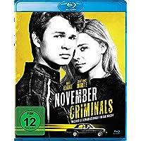 November Criminals [Alemania] [Blu-ray]