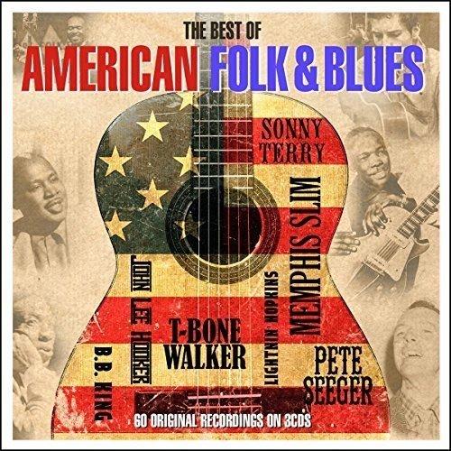 (The Best Of American Folk & Blues - Various)