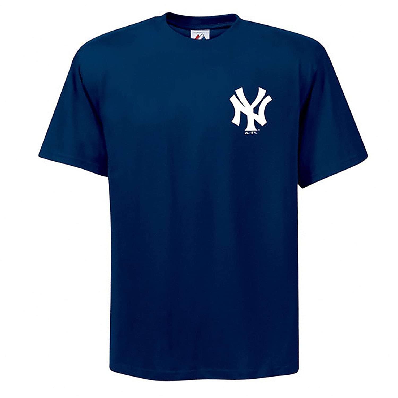 T shirt design quad cities - Amazon Com New York Yankees T Shirt Style Jersey Novelty Athletic Sweatshirts Sports Outdoors