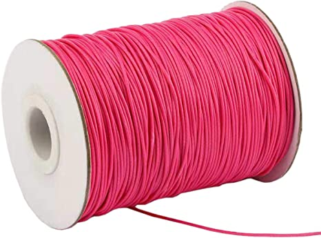 Woven Rope NYLON CORD 4mm For Bracelet Necklace Making Jewellery DIY