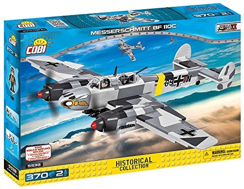 COBI Historical Collection Messerschmitt Bf 110C Plane