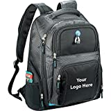Zoom TSA 15'' Computer Backpack - 12 Quantity - $56.35 Each - PROMOTIONAL PRODUCT / BULK / BRANDED with YOUR LOGO / CUSTOMIZED