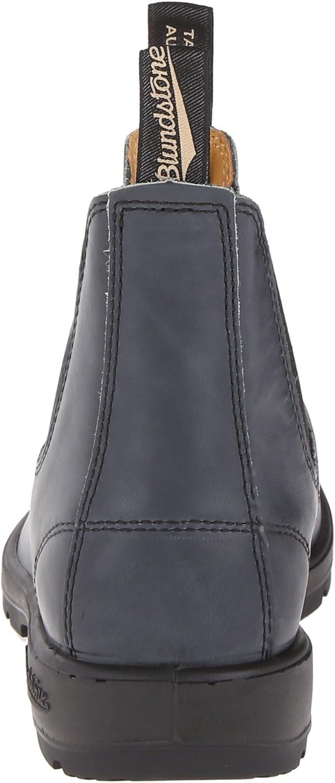 Blundstone Classic 550 Series, Stivali Chelsea Uomo Blu Navy Blue Rub