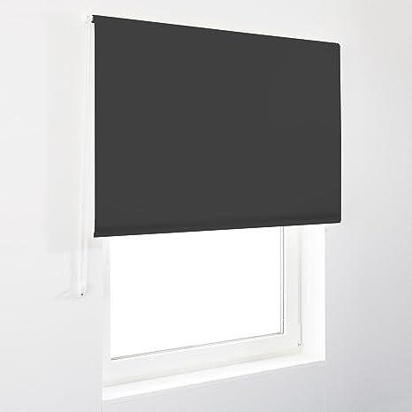 Casa Pura Tenda Oscurante Termica A Rullo Per Finestre Larghe 5