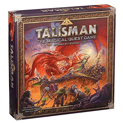 Games Workshop Talisman Revised 4th Edition