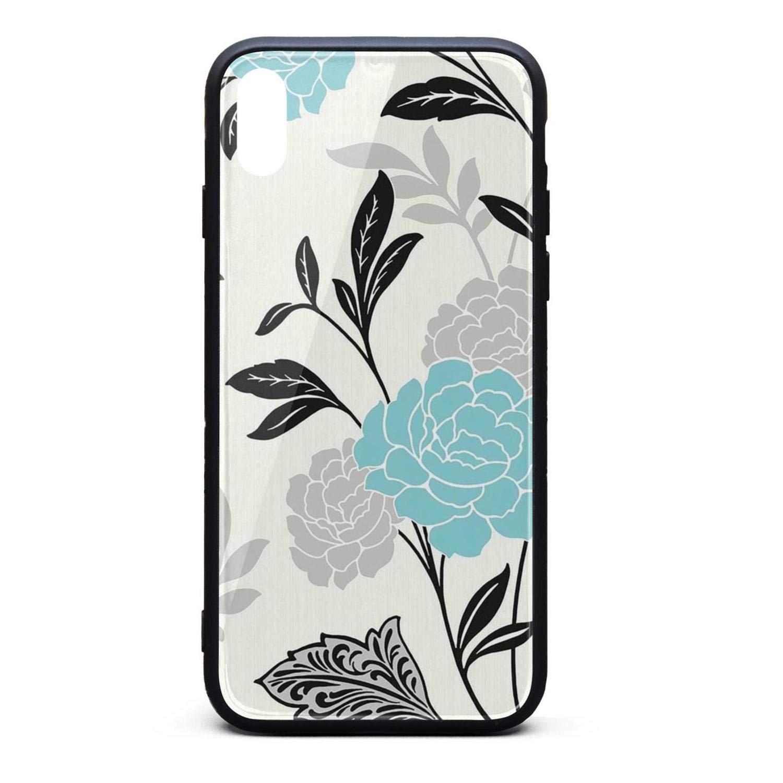 Amazoncom Iphone Xs Iphone X Carla Floral Rose Motif