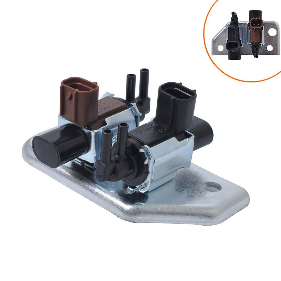 Togames-IT OEM MR577099 K5T81289 Valvola elettromagnetica a Rilascio Auto per Mitsubishi Pajero Sport Challenger L200