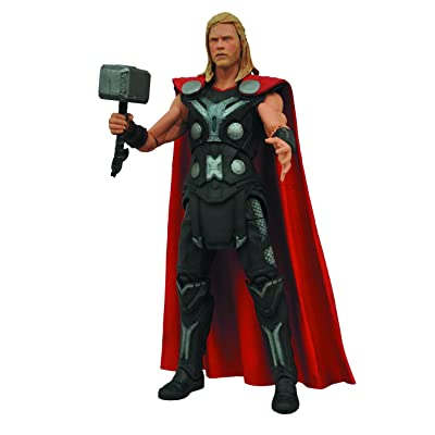 Diamond Select Toys Marvel : Avengers Age of Ultron Movie: Thor Action Figure: Toys & Games
