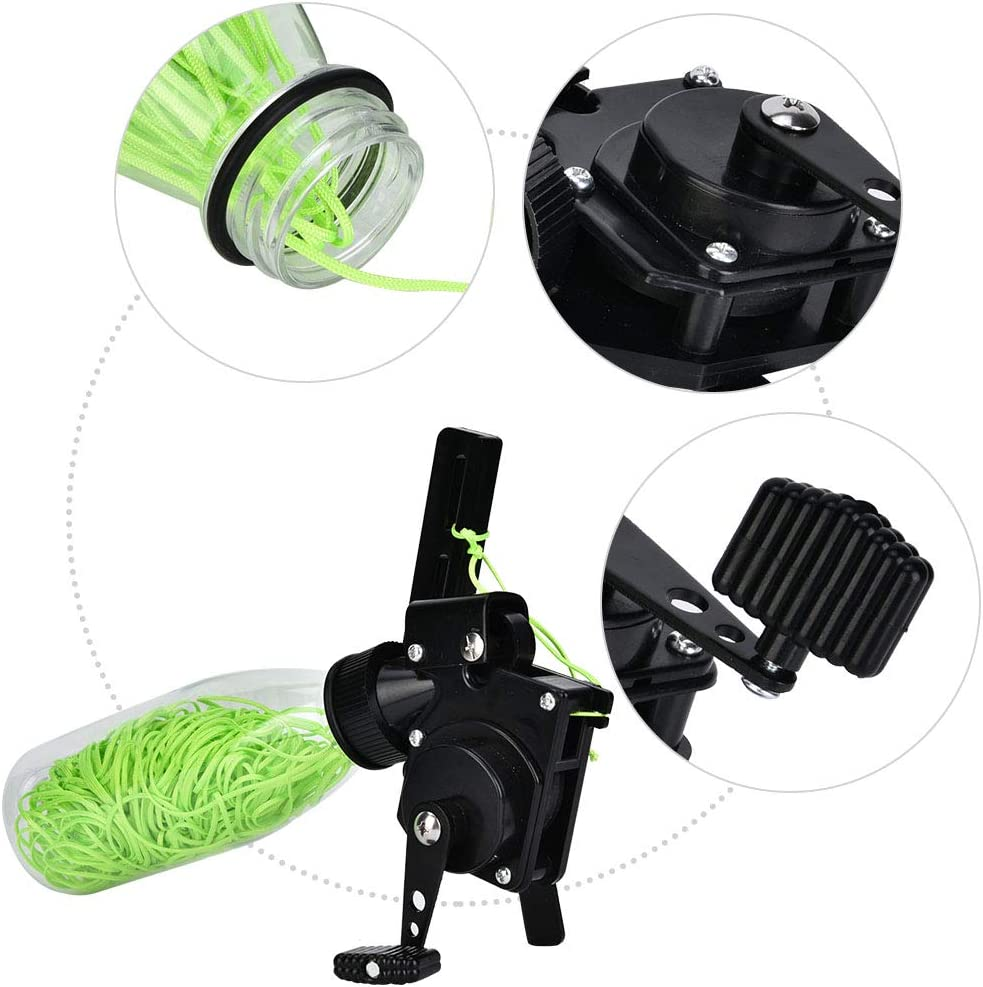 ABS 40m Shooting Fish Pot Rope for Compound Recurved Bow Hunt Shoot Tools Acces