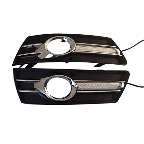 Genius GN-9903 Luz diurna LED DRL Kit de luz antiniebla, 2 ...