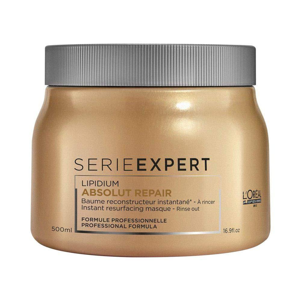 95ff1d24e Amazon.com: L'Oreal Professional Serie Expert Absolut Repair Lipidium  Masque, 16.90 Ounce: Beauty