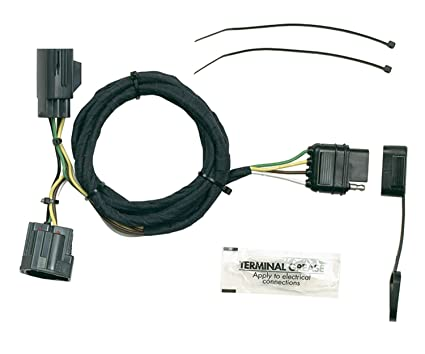 amazon com hopkins 42635 plug in simple vehicle to trailer wiring rh amazon com
