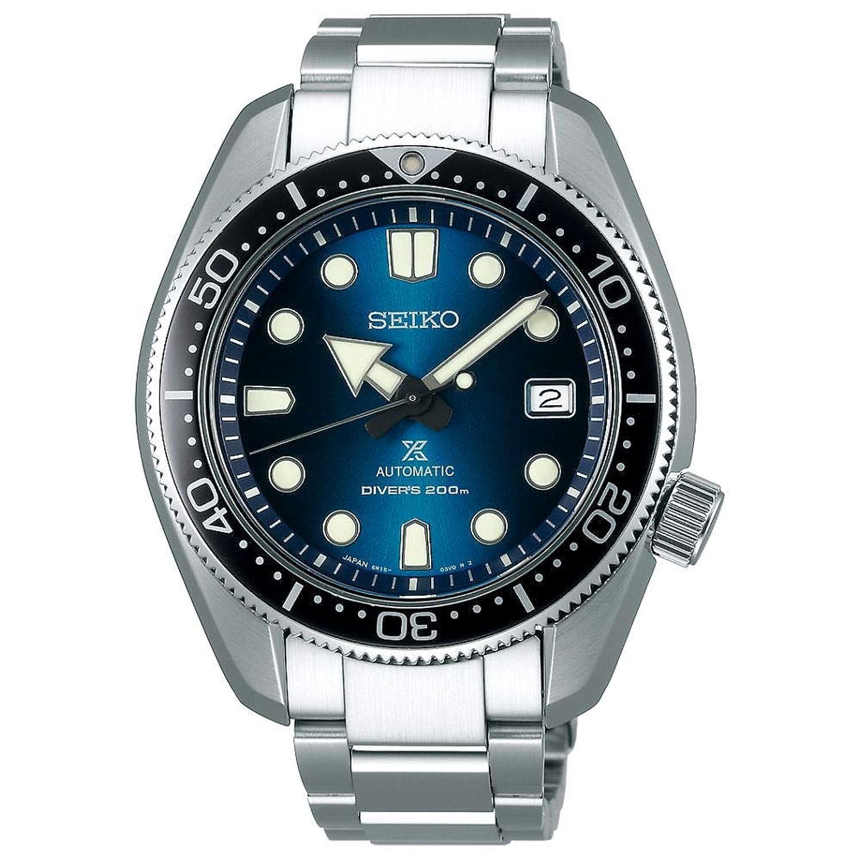 b8d6a4f396 [セイコー]SEIKO プロスペックス PROSPEX 流通限定モデル ダイバースキューバ メカニカル 自動巻き 腕時計 メンズ SBDC065