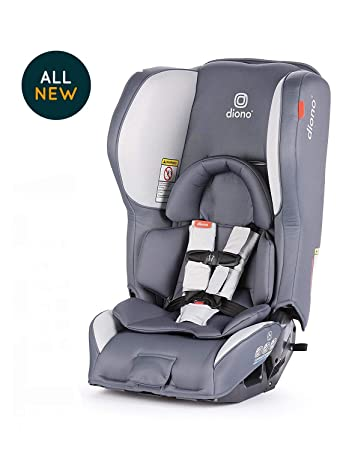 Red Diono rainier 2 AX Convertible Car Seat For Children and Baby to 65 Pounds