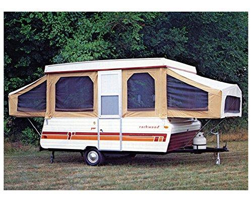 1981 1982 Rockwood Popup Camper Trailer Motorhome RV Photo