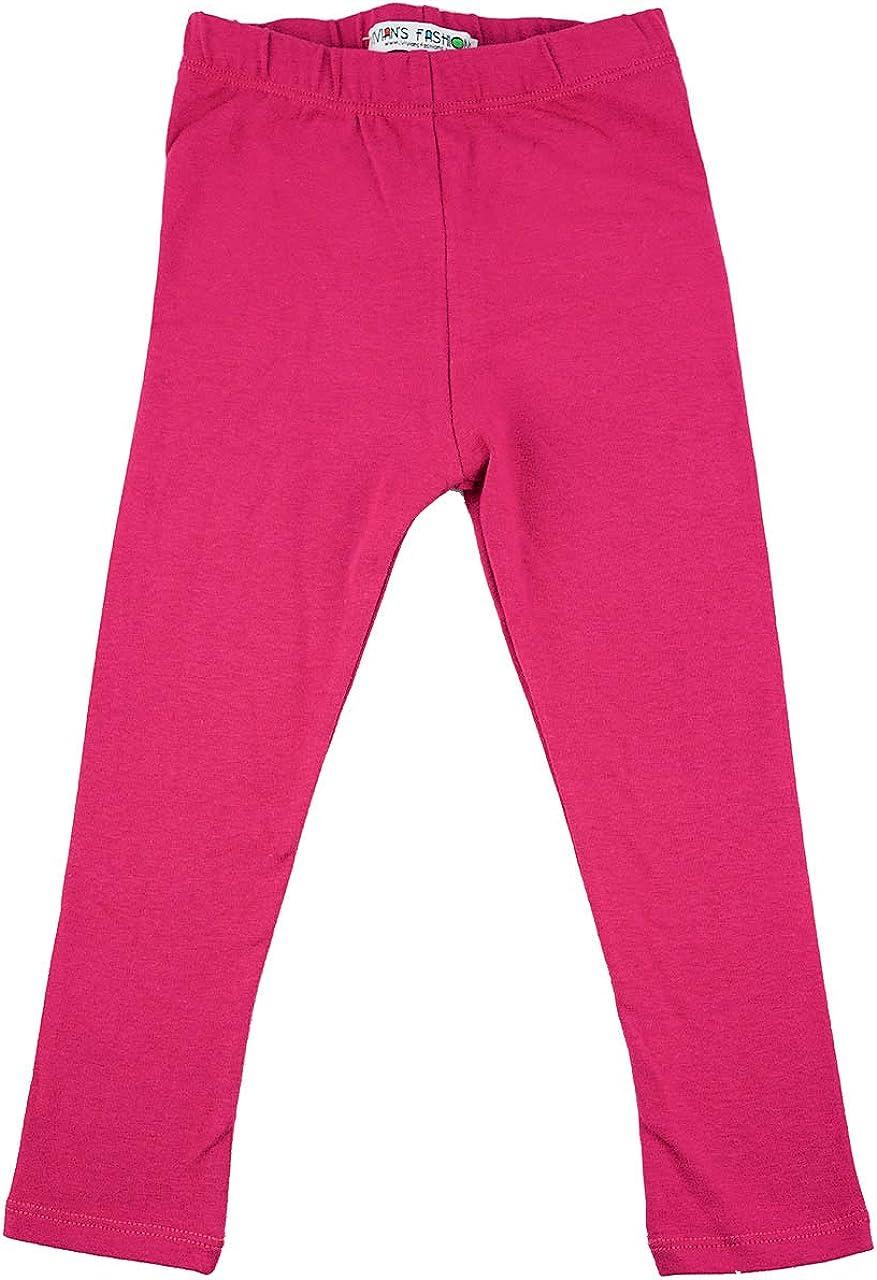 Cotton Vivians Fashions Long Leggings Baby Girls