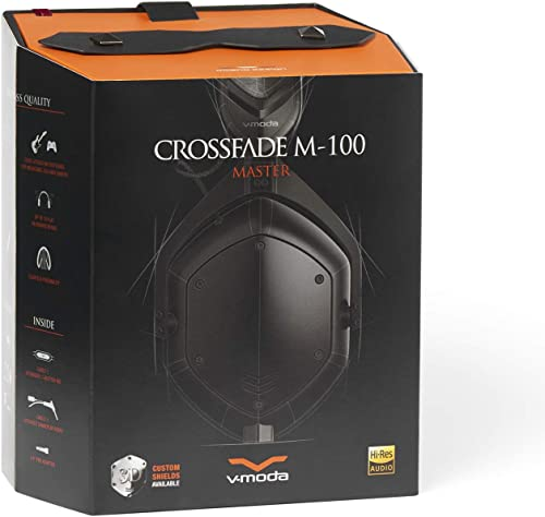 Crossfade M-100 Master Over-Ear Headphone
