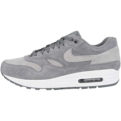 newest 9a6b9 21afa Nike Men s Air Max 1 Premium Shoe Cool Grey White Wolf Grey (9
