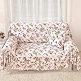 design sofas modern towel all covered sofa Cotton fabric continental garden sofa towel B 195x350cm(77x138inch)