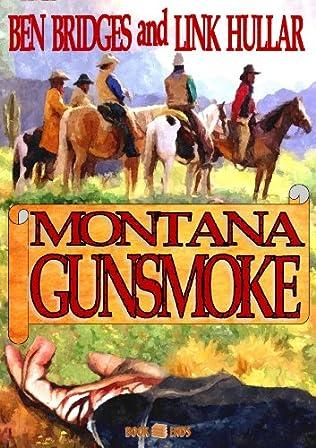book cover of Montana Gunsmoke