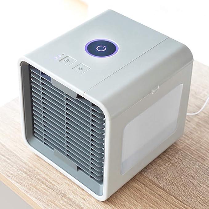 Portable Air Cooler - Climatiseur, ventilateur de bureau, unité de ...