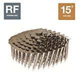 Collated Nails 15 Degree Coil 304 Stainless Steel