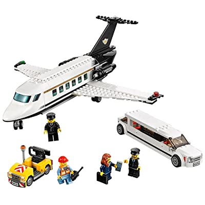 LEGO City Airport VIP Service 60102 Building Toy: Toys & Games
