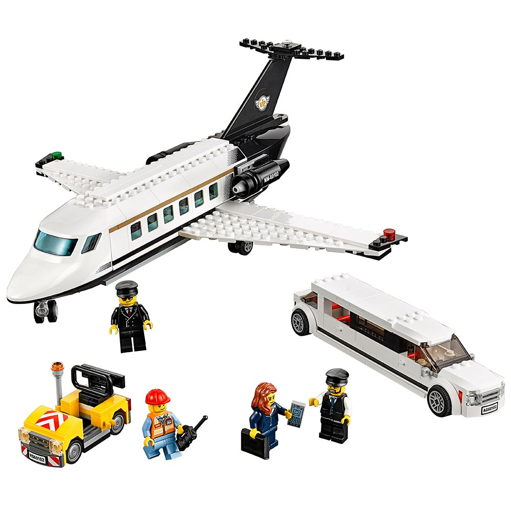 LEGO City Airport VIP Service 60102 Building Toy by LEGO
