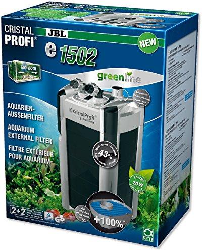 JBL CristalProfi e1502 Greenline External Aquarium Filter