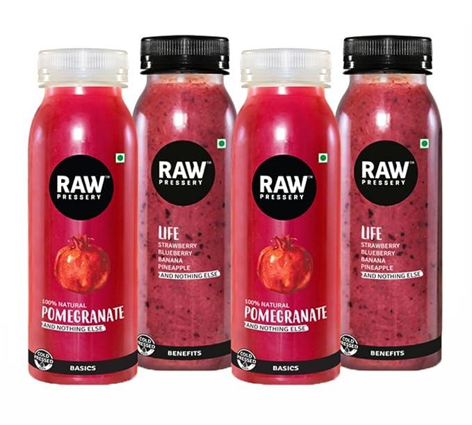 Cold Pressed Juice >> Raw Pressery Anti Oxidant Life Pomegranate Fresh Cold Pressed
