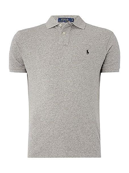 e5eea27acc90 Ralph Lauren Men s Polo Shirt Classic Fit Various Colours  Amazon.co ...