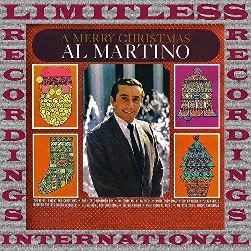 A Merry Christmas (HQ Remastered Version) (Christmas Al Martino)