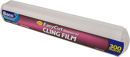 BACO tout usage film alimentaire 1 Rouleau de 25 m