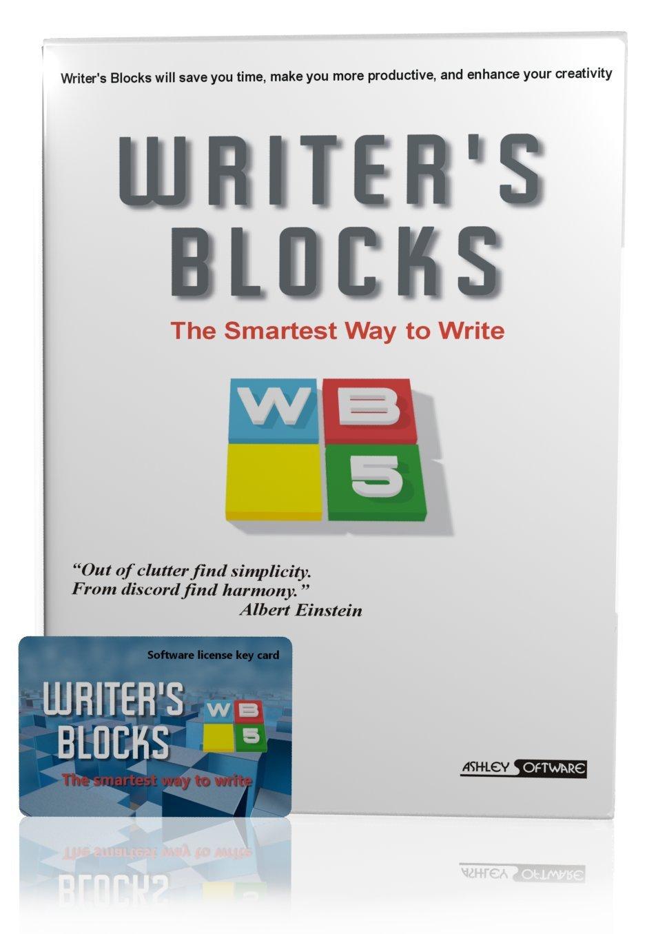 Writer's Blocks by Ashley Software