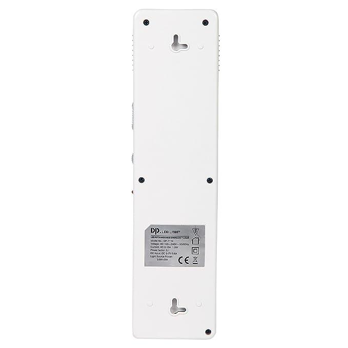 Buy Dp 7114 8 6 Watt 36 Smd And 50 Smd Led Emergency Light White