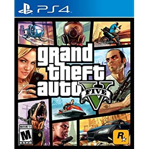 Best Epic Trends 61%2Bs8HfeFoL._SS300_ Grand Theft Auto V Playstation 4