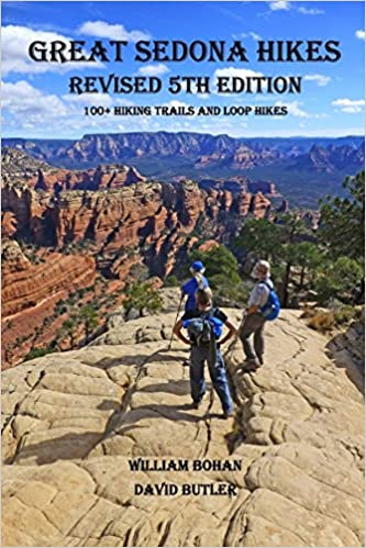 Great Sedona Hikes Revised 5th Edition Volume 5 William Bohan
